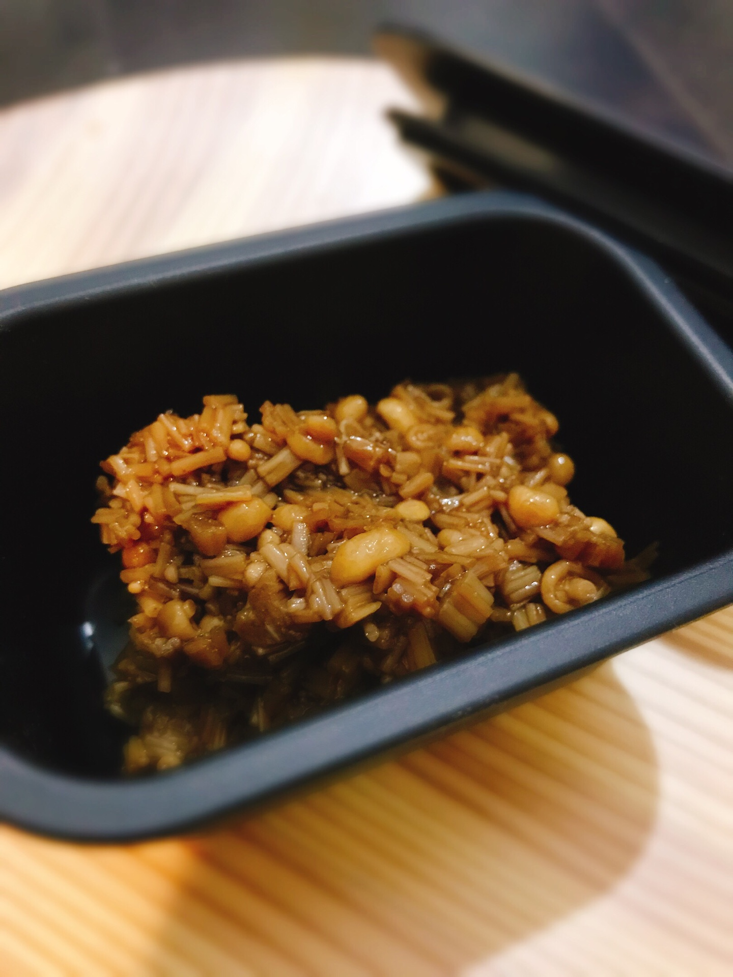 キノコで認知症予防。えのき茸の佃煮。